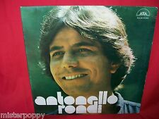 ANTONELLO RONDI Popolo...Pò LP ITALY 1976 MINT-
