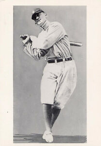 Details about Ty Cobb ≈The Georgia Peach≈Hall of Fame Baseball Player Photo  POSTCARD 4x6