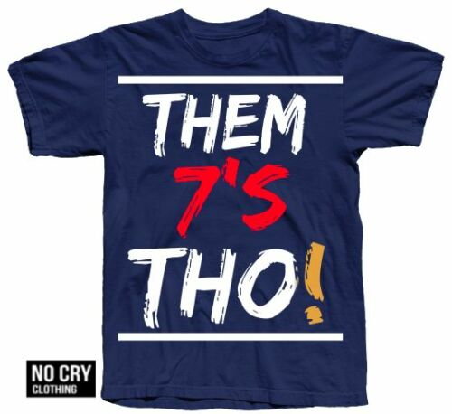 """THOUGHS 7 SHIRT IN JORDANS /""""OLYMPIC/"""" 92 COLORWAY RETRO JULY"""
