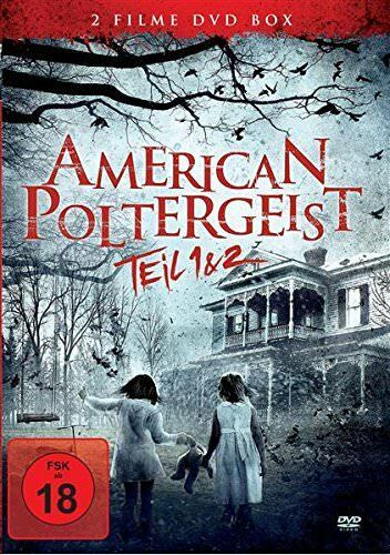 American Poltergeist - Teil 1 & 2 - 2 Filme DVD Box - *NEU*