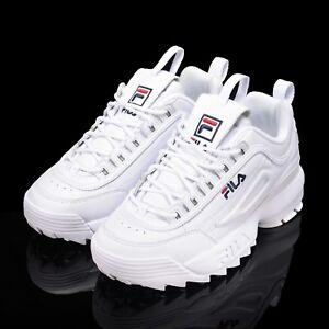 Dettagli su FILA Disruptor II 2 multi-colore AUTHENTIC scarpe unisex taglia  UK 3-10- mostra il titolo originale