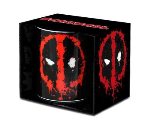 DEADPOOL TASSE Marvel Comic Wade Wilson New Mutants #98 X-Men Colossus Antiheld