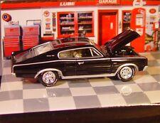 JL 1966 '66 DODGE CHARGER 383 JET BLACK PAINT & RUBBER TIRES LIMITED EDITION