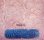 7/'/' Rubber Decor Paint Roller 3D Flower Pattern Home Wall Painting DIY Supply