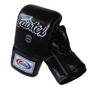 Image Is Loading Fairtex Muay Thai Kick Boxing Gloves Tgt7 Black