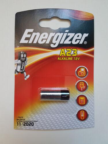 2x Pila Energizer 23A LRV08 MN21 V23GA LR23A 23 L1028 Bateria 12V