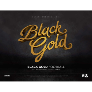 2015-PANINI-BLACK-GOLD-FOOTBALL-FACTORY-SEALED-HOBBY-BOX-IN-STOCK-FREE-SHIPPING