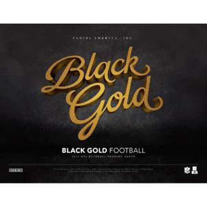 2015-PANINI-BLACK-GOLD-FOOTBALL-FACTORY-SEALED-HOBBY-BOX-IN-STOCK-FREE-SHIPPING
