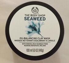THE BODY SHOP   SEAWEED OIL BALANCING CLAY MASK!!