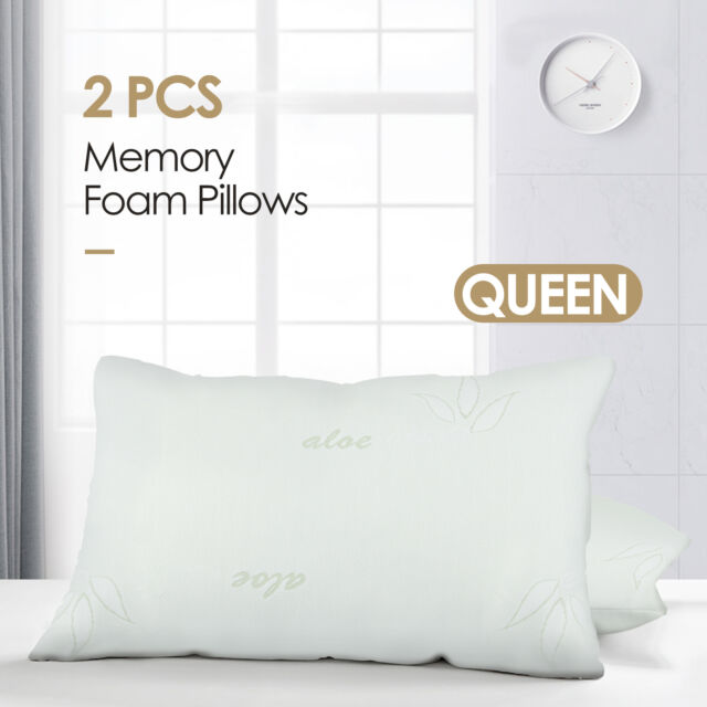 Classic My Pillow King Bed Size Memory Foam Medium Fill For Sale