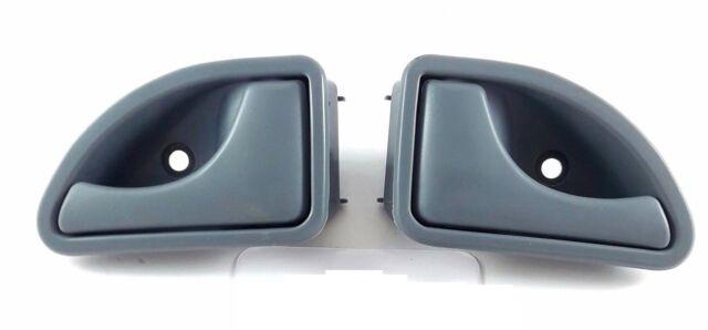 F/ür Twingo T/ürgriff innen vorne Links und Rechts Grau