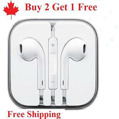Earphones EarBuds for Apple iPhone 4, 5, 6 7 8 X Headphones With Mic and volume