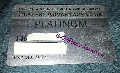 Players Advantage Club Fallsview Casino