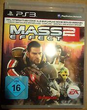Mass Effect 2 Playstation 3 PS3 Video-Spiel Bluray Disc EA BioWare