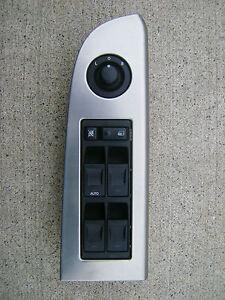 04-06 DODGE DURANGO DRIVER LEFT SIDE MASTER POWER WINDOW SWITCH P//N 04602342AF