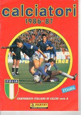 ALBUM CALCIATORI RISTAMPA L/'UNITA/' ANNO 1979-80
