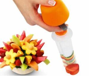 Kreativ-Gemuese-Frucht-Obst-Schneider-Deko-Kuchen-Kindergeburtstag-Party-BBQ-Fest