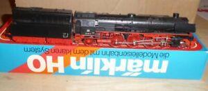 Maerklin-3310-H0-Dampflok-BR-012-081-6-mit-Oltender-der-DB-Epoche-4-in-OVP