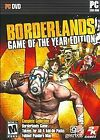 Borderlands: Game of the Year Edition (PC, 2010)