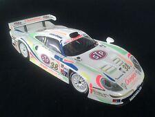 UT Models Porsche 911 GT1 1997 1:18 #38 Boutsen / Wollek FIA GT (MCC)