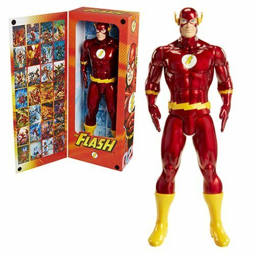 Der flash - big-figs tribute reihe dc originals 18 - zoll - sammelfigur action - figur