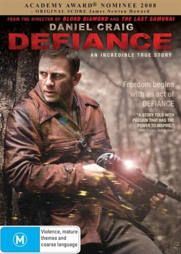 1 of 1 - Defiance (DVD, 2009)
