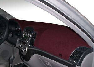Fits Chrysler Cordoba 1980-1983 Carpet Dash Board Cover Mat Maroon