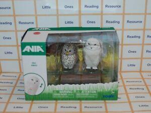 Ania-OWL-Animal-Figure-2-Pack-TOMY-T16069
