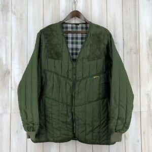 Vintage Men's Made In UK Barbour Green Quilted Quilt ...