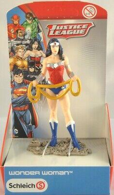 Schleich 22518 WONDER WOMAN Personaggio DC COMICS Supereroe Lega della Giustizia