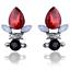 Fashion-Charm-Women-Jewelry-Rhinestone-Crystal-Resin-Ear-Stud-Eardrop-Earring thumbnail 59