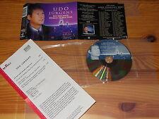 UDO JÜRGENS - ICH WAR NOCH NIEMALS IN NEW YORK / 4 TRACK MAXI-CD &  INFO-BLATT