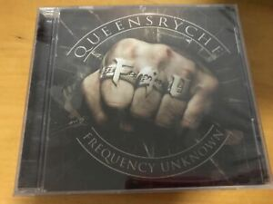 Queensr-che-Frequency-Unknown-CLP-0275-US-CD-Album-SEALED