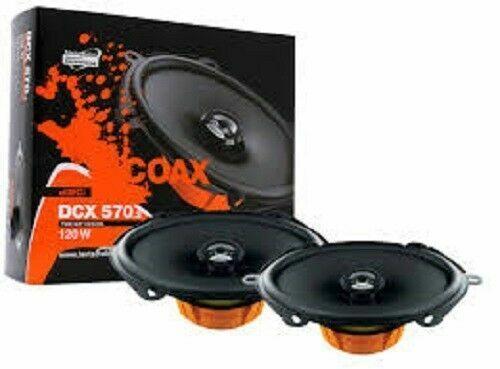 Hertz Dieci DCX 570.3 5 x 7 2-Way Speakers
