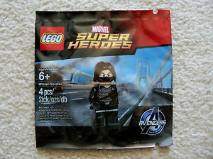 LEGO-Marvel-Avengers-Super-Heroes-Rare-Promo-Winter-Soldier-500294-New