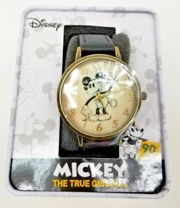Watches, Timepieces Disney Mickey Mouse 90th Anniversary Commemorative Pocket Watch new