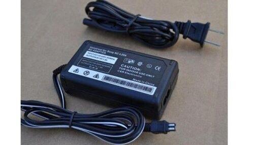 Sony HandyCam Camcorder DCR-PC1000 DCR-SR42 Cable De Fuente De Alimentación AC Adaptador Cargador