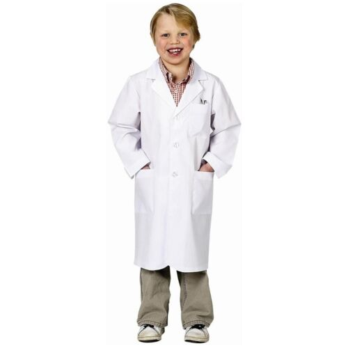 Lab CoatDoctorVetScientistChild CostumeAeromax LAB Jr