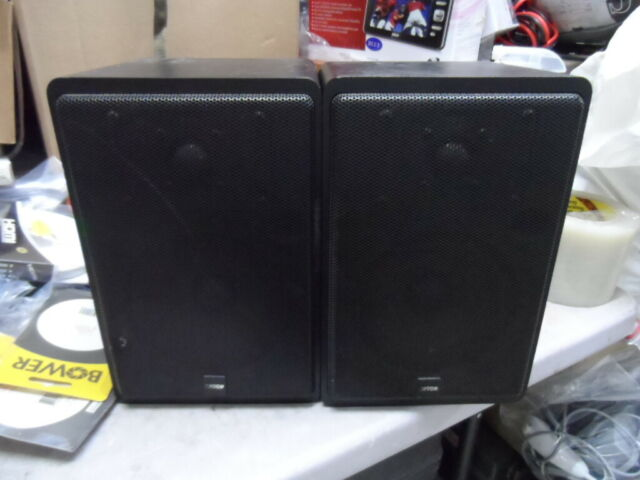 High End Speakers For Sale Ebay >> Canton Plus D High End Audiophile Main 2 Way Bookshelf Speakers Made In Germany