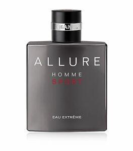 Chanel Allure Homme Sport Eau Extreme 150ml Eau de Parfum Men Spray ... 367b93965fe