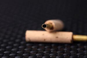 Diligent 10 Pcs Oboe Reed Staples Tubes 47 Mm-reed Expression-s' Adapter à Toutes Les Hautbois #-afficher Le Titre D'origine