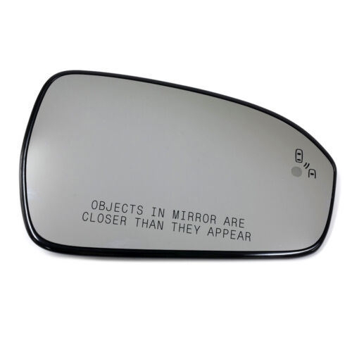 OEM NEW Right Passenger Side View Mirror Glass Blind Spot Detection DS7Z17K707C