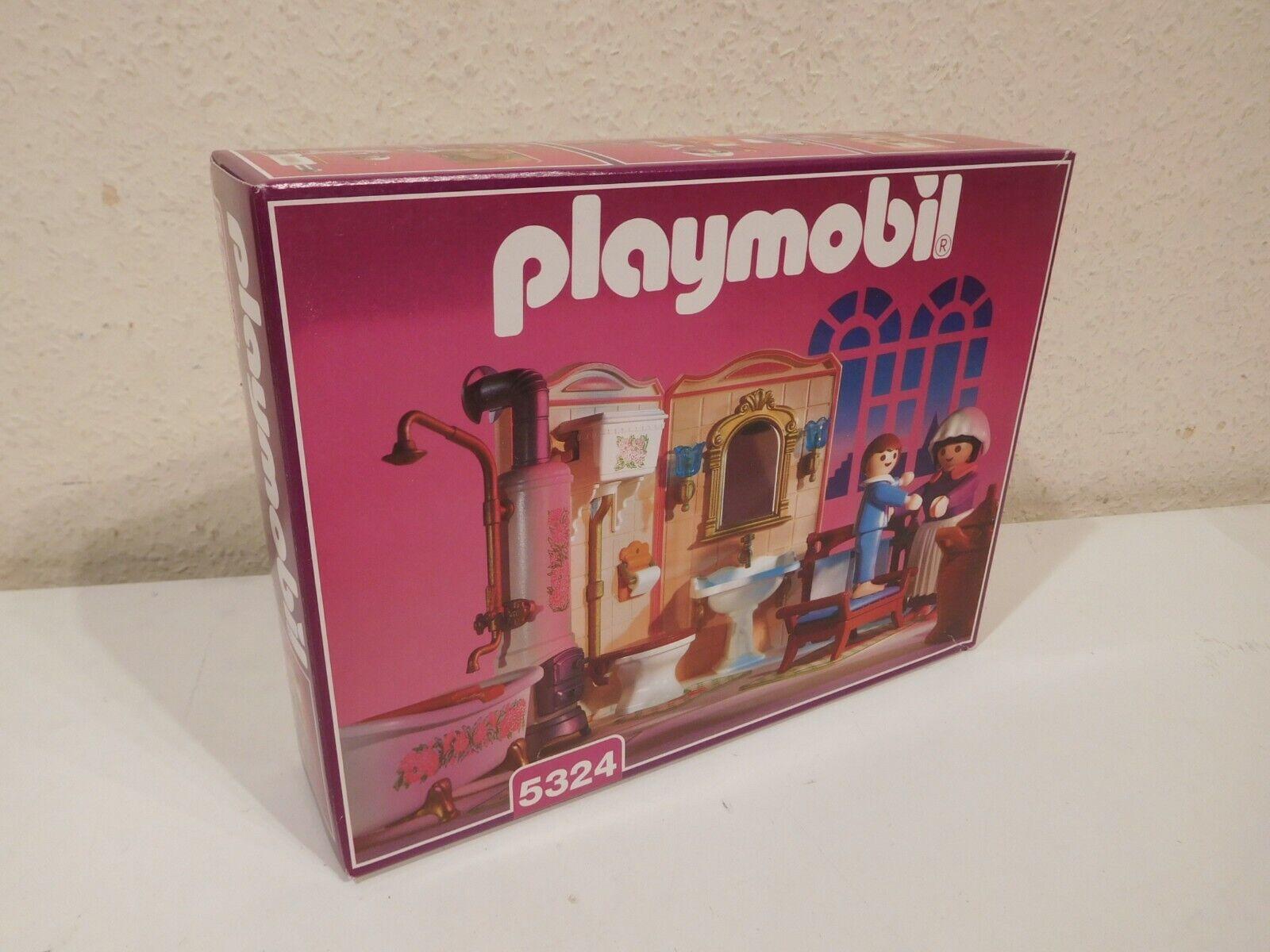 Playmobil 5324 5324 5324 5300 dollhouse bathroom badezimmer puppenhaus ovp neu MISB 149196