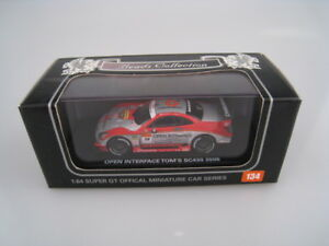 Lexus-Open-Interface-Tom-039-s-sc430-2006-Kyosho-Beads-Collection-1-64-Neuf-dans-sa-boite