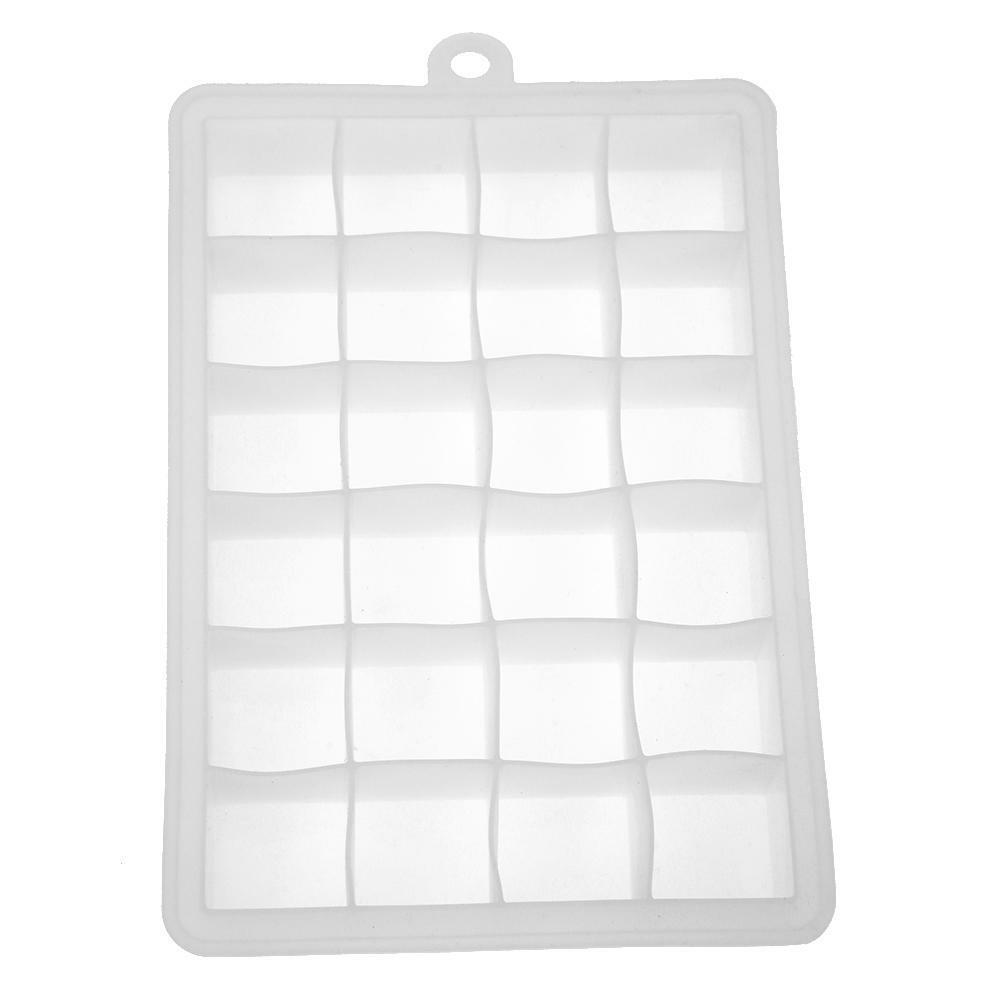 01#White (24 Grids)