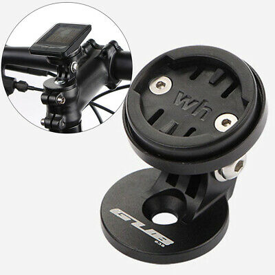 1*Bicycle Stem Top Cap Computer Stopwatch Mount Holder For Garmin//Wahoo X4Z9