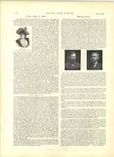 1891 Varnishing Day Paris Salon A Robaudi Light Opera In Paris