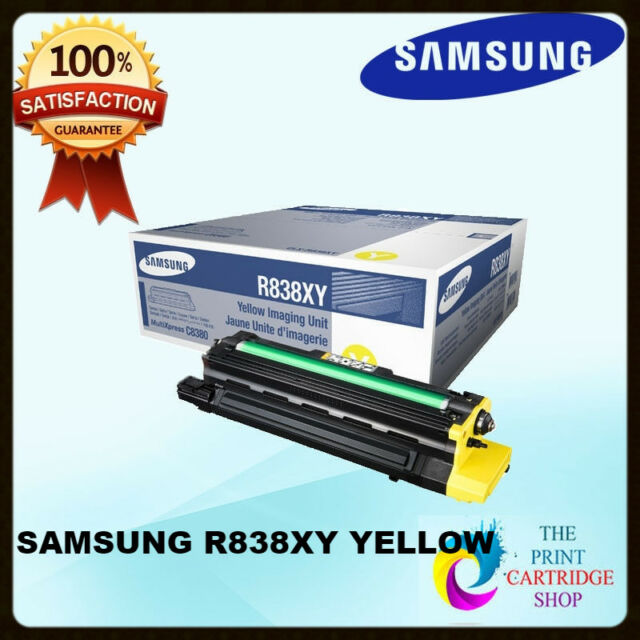 New & Original Samsung CLX-R838XY Yellow Drum Unit MultiXpress CLX8380ND 30K