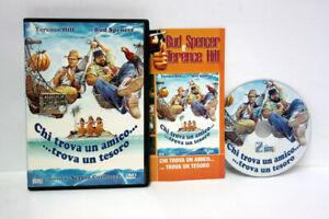 CHI-TROVA-UN-AMICO-TROVA-UN-TESORO-BUD-SPENCER-TERENCE-HILL-DVD-OTTIMO-VBC-66474