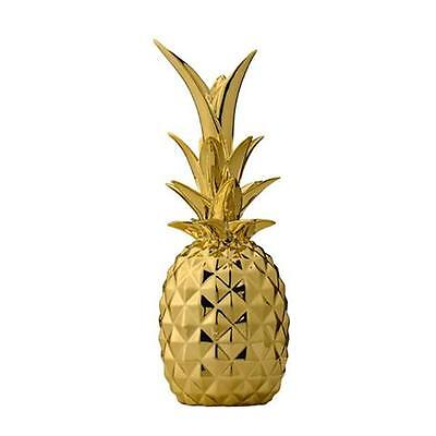 Bloomingville Ananas Gold